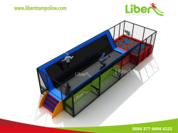 Liben Custom Design Indoor Jumping Trampoline