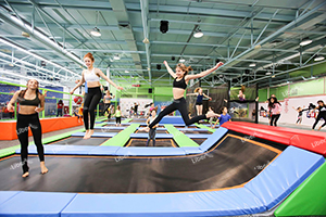 Smart trampoline park operating methods and equipment prices!