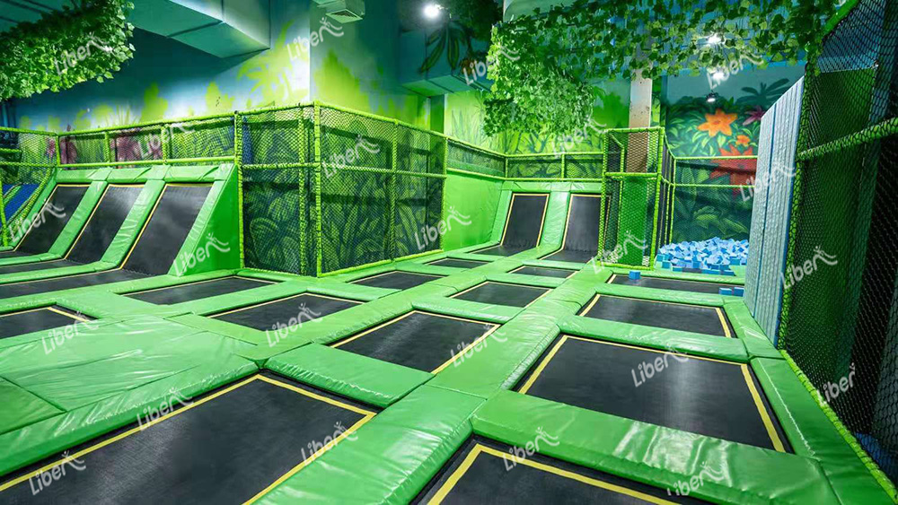 How to Choose a Good Indoor Trampoline Park Supplier?
