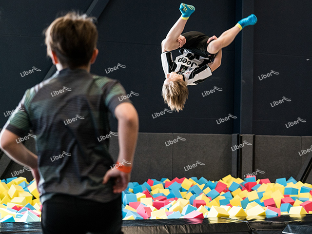 What Are The Issues Involved In Indoor Trampoline Park Investment?