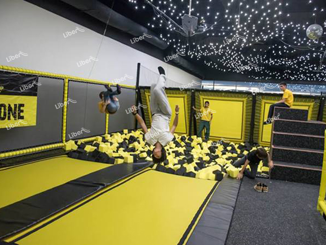 How Much Does It Cost To Invest In A Trampoline Hall?