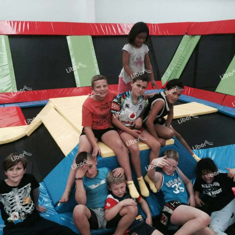 What Are The Preparations For Opening A Trampoline Hall?