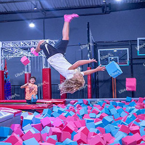 How To Use The Advantages Of Trampoline Park Facilities To Create More Wealth?