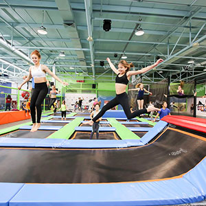 How About Trampoline Investment? The Four Major Expenditures Must Be Allocated Reasonably!