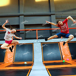 Indoor Trampoline Parks With Different Themes Will Give You A Different And Exciting Experience!