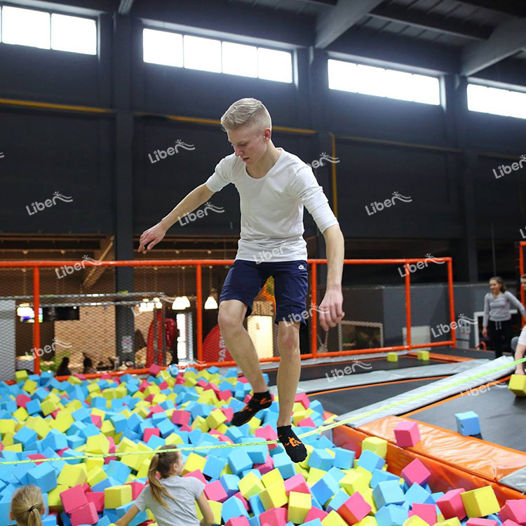 Which Brand Of Trampoline Park Is Better? What Are The Advantages Of Market Operations?