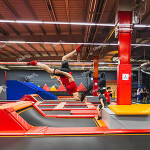 What Are The Benefits Of An Internet  Red  Net Trampoline Park? How To Make More Profits?
