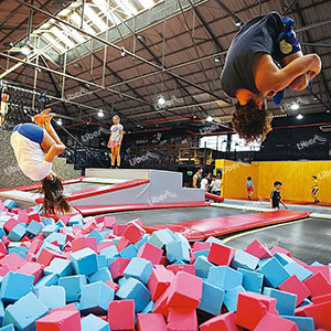 What Is The Market Prospect Of Trampoline Hall? Is It Suitable For The Entry Of Mass Capital?