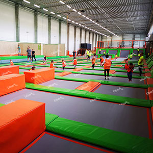 What Are The Advantages Of Investing In Trampoline Halls? What Factors Should Be Paid Attention To?
