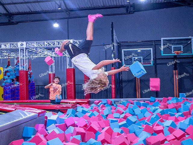 What Is The Budget For Joining A Trampoline Park? What Size Is More Appropriate?