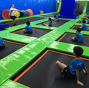 Safety Standard for Trampoline Park